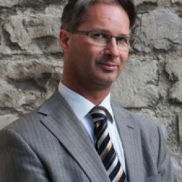 Eric Van Rooy, advocaat